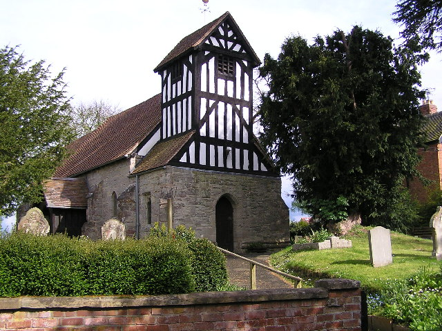 St James Church Kington